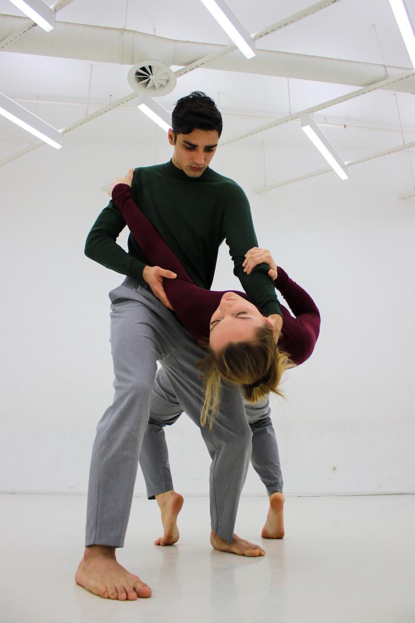 Plesni eksperiment 'Individue(t)' kao neizbježna ovisnost o drugom